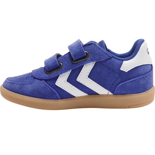 VICTORY SUEDE INFANT, DEEP ULTRAMARINE, packshot