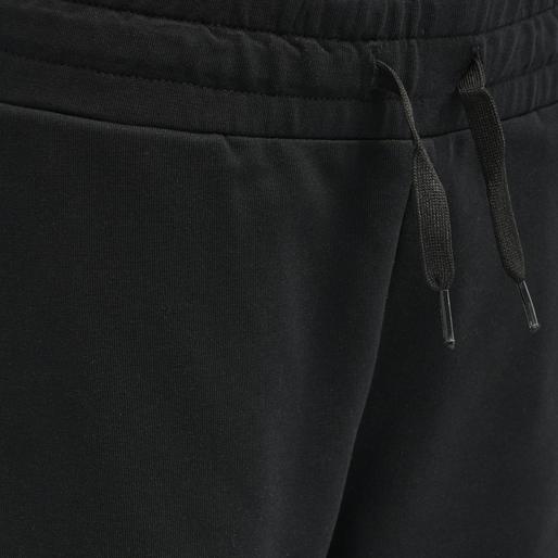 hmlVARAN PANTS, BLACK, packshot
