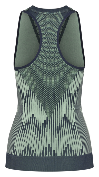 hmlASTRID SEAMLESS TOP, ICE GREEN, packshot