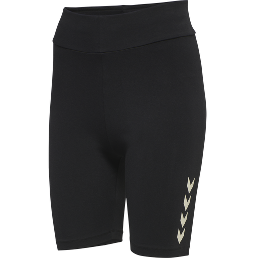 hmlSTRIKE SHORTS, BLACK, packshot