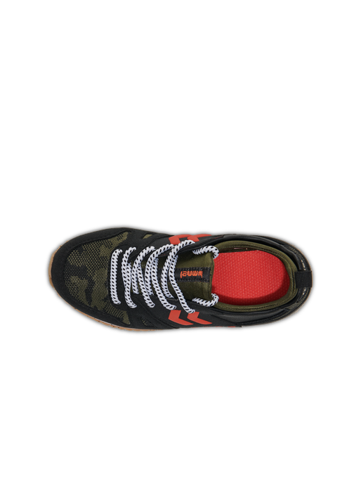 MARATHONA CAMO JR, BLACK, packshot