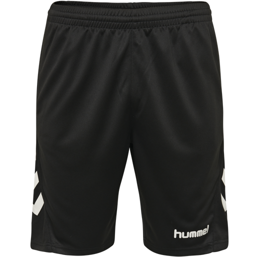 hmlPROMO BERMUDA, BLACK, packshot