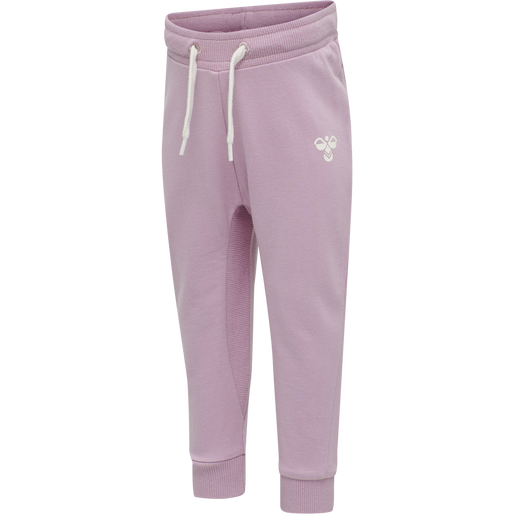 HMLAPPLE PANTS, MAUVE SHADOW, packshot