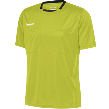 HMLREFEREE JERSEY S/S, EVENING PRIMROSE, packshot