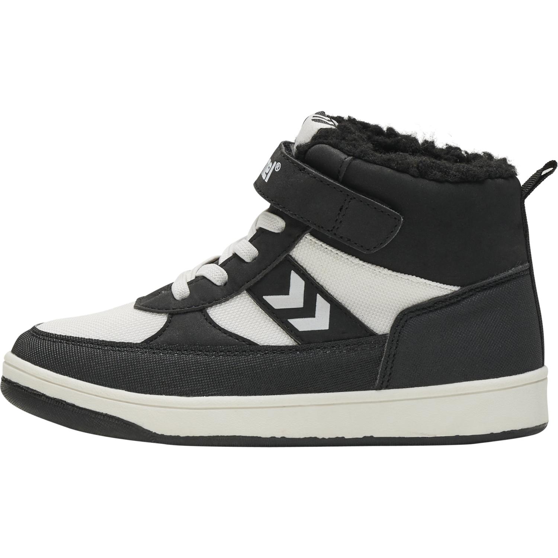 hummel Sneakers med højt skaft ZAP sort Unisex børn
