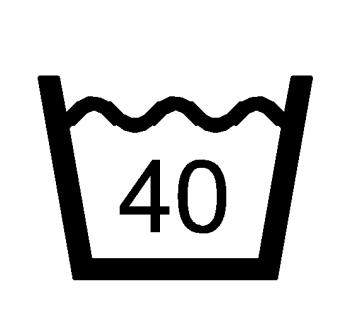 Maskinvask ved 40 grader